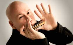 Olivier Ker Ourio, , musicien de jazz et harmoniciste français