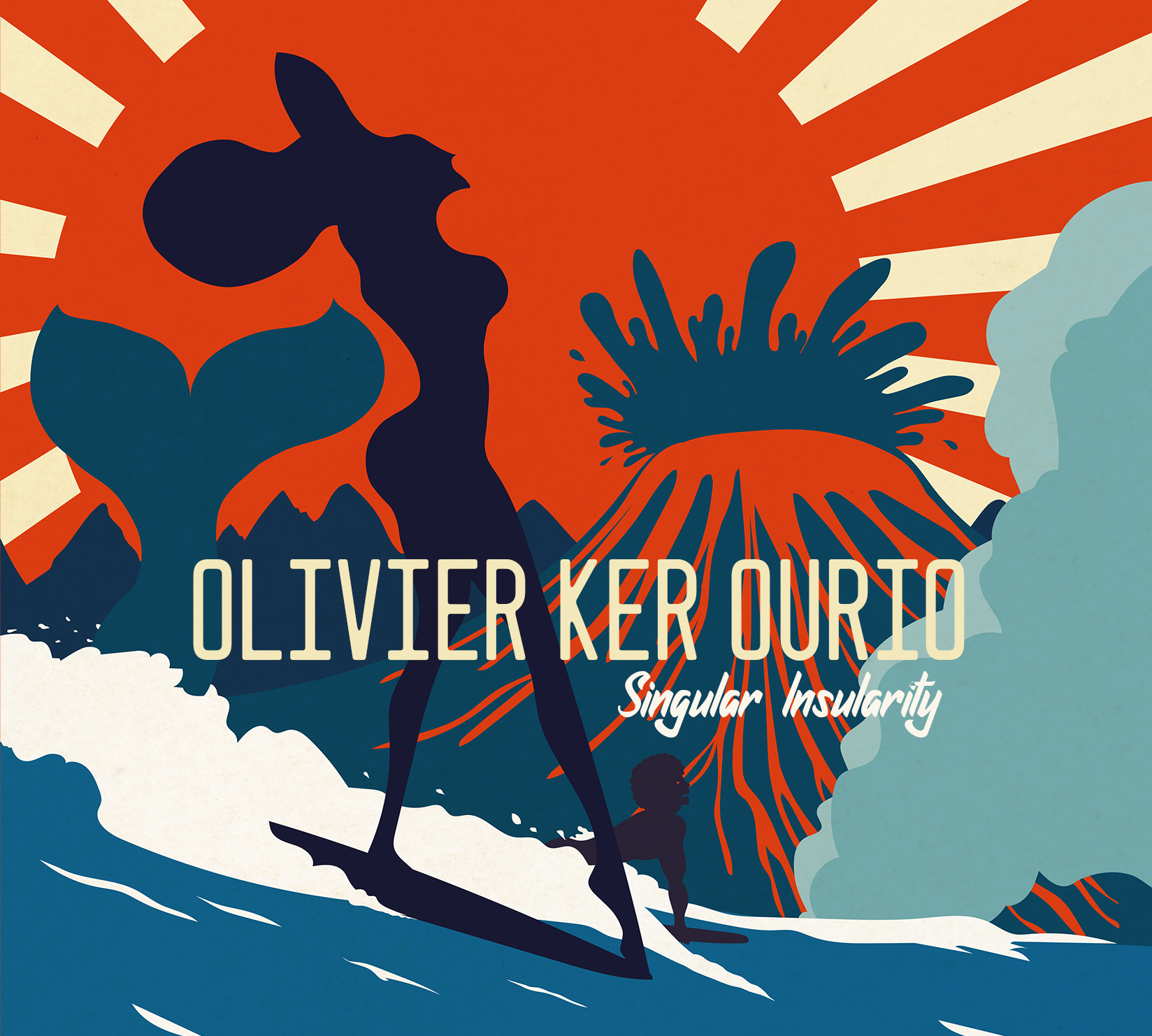 Olivier Ker Ourio - French Songs